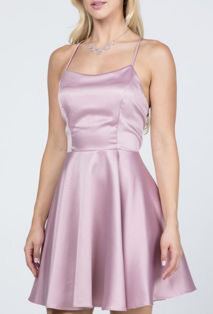 La Scala Tracy Silk Dress