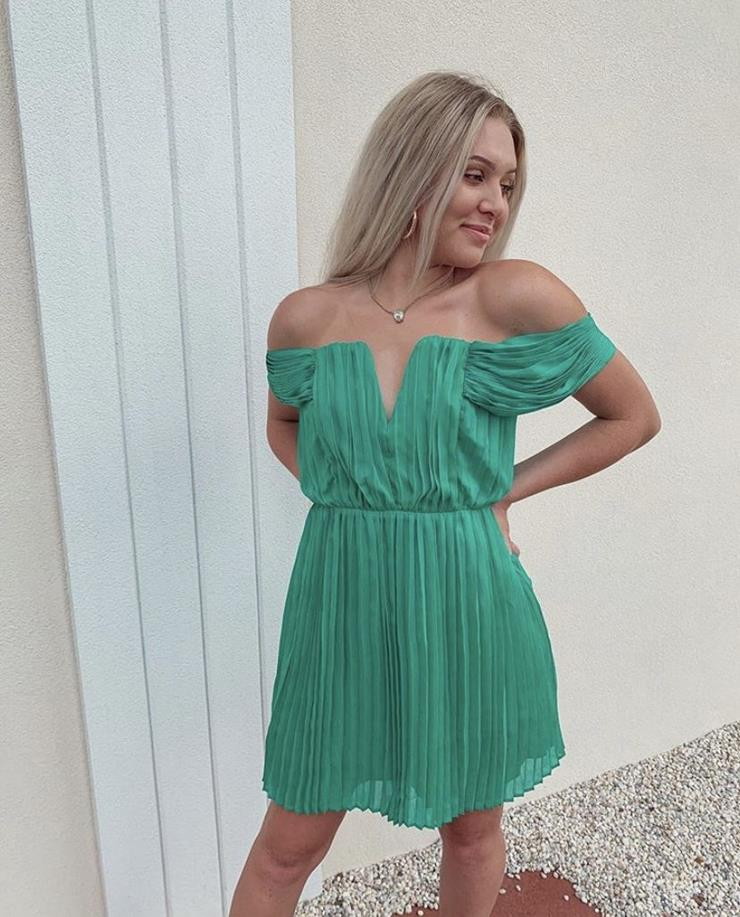 DO+BE Emerald City Dress